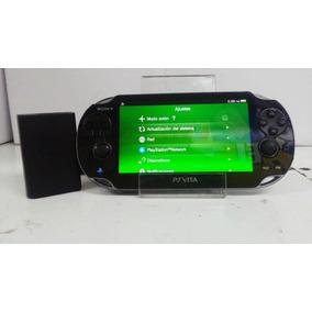Psp Vita Sony Mod:pch-1010 Alm. :8gb Soft.:3.65 C/un Juego
