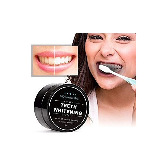 Pasta  Dental Blanqueadora Miracle Teeth Whitener