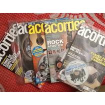 Metodos De Guitarristas,de Acordes Y Flamenco Tres Estilos.