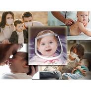 Full Face Shield Bebê  - Full Face Shield Infantil