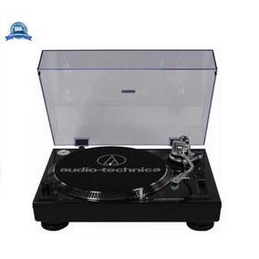 Toca Disco Audio Profis Technica At-lp120b Usb Dj - Black