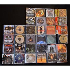 Lote De 32 Cds Testament - Live, Single, Promo, Raros, Etc.