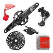 Grupo  Sram Gx Eagle Dub (2018 12 Vel 175mm B.direct.m.32t)