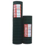 Tela Soldada Revestida Em Pvc 5x10cm - 25x1,0m - Fio 2,50mm