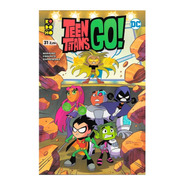 Teen Titans Go #31 - Editorial Kodomo - Ecc