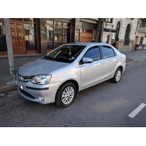 Toyota Etios Xls, 4 Puertas, La Version Full Para Ese Modelo