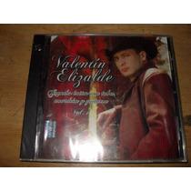 Valentin Elizalde Grandes Exito Con Tuba Acordeon Y Guitarra