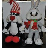Muñecos Looney Tunes Colección Mc Donald