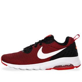Tenis Nike Air Max Motion - Aa0544001 - Rojo - Hombre
