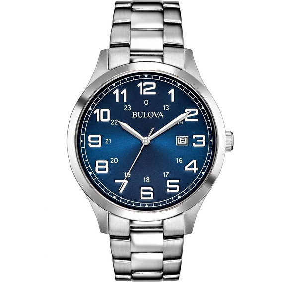 Reloj Bulova Classic Dress 96b273 Hombre