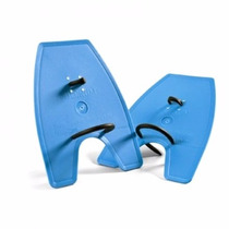 Finis Fulcrum Paddle Blue Xxl Ok