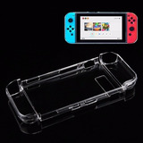 Funda Protectora Trasera Crystal Case Nintendo Switch