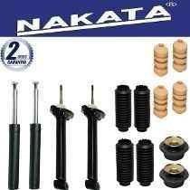 Kit 4 Amortecedores Nakata Gol Quadrado Até 95 + Kit Suspens