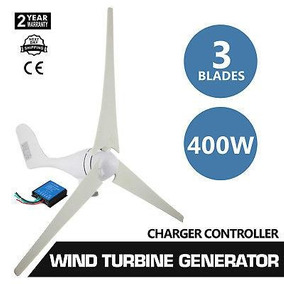 400w Híbrida Eólica Turbina Generador 20a Híbrido Carga-6435
