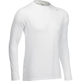 Blusa Segunda Pele Simple Warm Masculino Wed´ze Branca