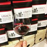 Vinho Bag In Box Tinto Fino Seco 5 Litros De Portugal Udaca