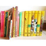 Lote 23 Libros Novelas Juveniles Coleccion Robin Hood Y Más