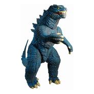 Figura Godzilla Gojira Azul Monstruo Sonido Envio Gratis