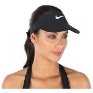 Kit 05und Viseira Nike Fitnnes Boné Caminhada Tenis Esporte