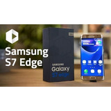 Samsung Galaxy S7 Edge 32gb Modelo Doble Sim Caja Sellada