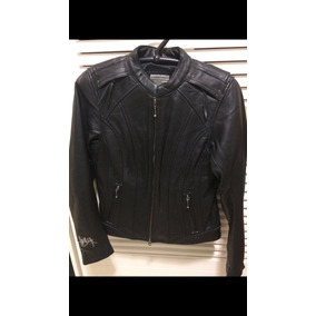 Harley Davidson - Jaqueta Couro 100% Feminina Maravilhosa