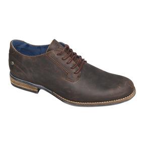 Zapato Hombre Stone Premium Vestir De Cuero 1591
