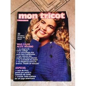 Mon Tricot Outubro 1995 Tricô E Crochê - Revistas no Mercado Livre ... 3372885a5dc