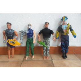 Muñecos Max Teel