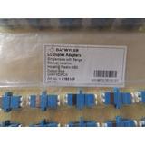 Adaptador O Acople Duplex Lc/lc Para Odf De Fibra Optica.