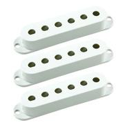 Set Cobertores Plasticos Stratocaster Simple Bovina