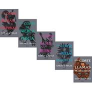 Saga Acotar - Corte De Rosas Y Espinas - Sarah J. Maas