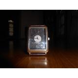 Relógio De Pulso Terner Com Visor E Pulseira Marrom