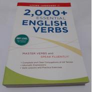 Livro: 2000+ Essential English Verbs