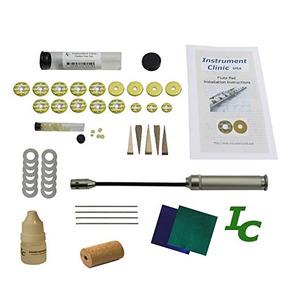 Instrumento Clinic Flute Pad Kit, Se Adapta A Las Flautas G