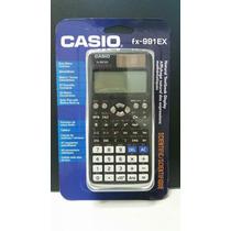 Calculadora Cientifica Casio Fx 991ex Classwiz