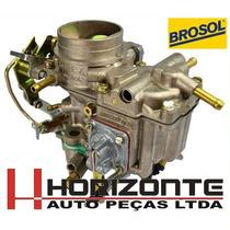 Carburador Voyage Passat Ls 1.5 Alcool Solex H35 Pdsi Solex
