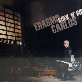 Erasmo Carlos 2010 Rock N Roll Lp Edição Limitada 500 Cópias