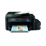 Impresora Multifuncion Epson L656 Ecotank Fax Red Wifi