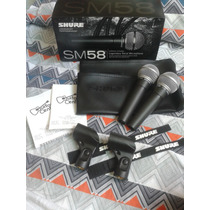 Microfone Shure Sm58 Guitar Center Eua