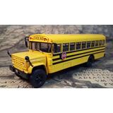 Gmc School Bus, Ee.uu., Autobuses Del Mundo, 1:72