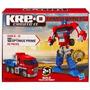 Kre-o Optimus Prime Transformers 90 Pcs (hasbro)