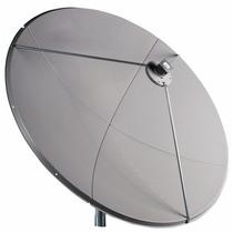 Antena Parabólica Banda C 1,50 M De Chapa - Zirok