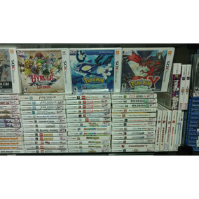 7062d6ebb68 Jogos Nintendo 3ds Pokemon Mario Sonic Kingdom Zelda Monster