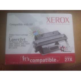 Toner 27x Xerox Compatible Hp Laserjet 4000/4050