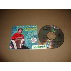 Lisandro Meza Mi Razon De Ser 1995 Balboa Cd