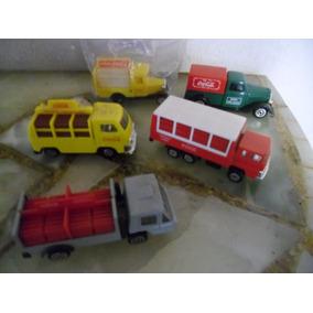Coleccion De Camiones Coca Cola Años 80
