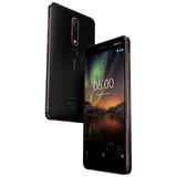 Celular Nokia 6.1 Android Oreo 32gb 3gb 4g Smart Auriculares