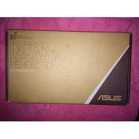 Laptop Asus Negra X552e 4 Gb Ram 1tb Disco Duro Windows 8