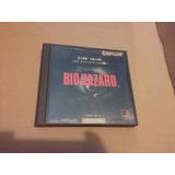 Biohazard Original Ps1 Ntsc J Impecable Solo Envios