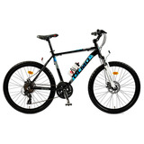 Bicicleta Olmo Safari 260 Rod 26 Con Disco 2017 - Pacman